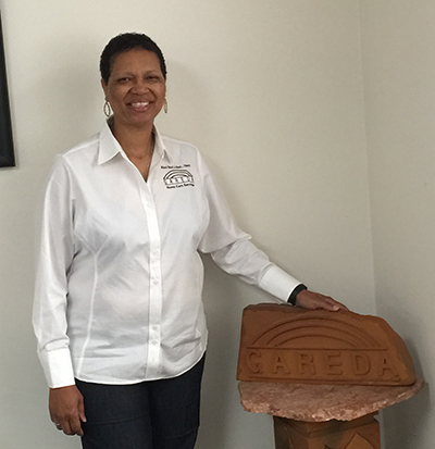 Ella Grays, CEO of Gareda Home Care